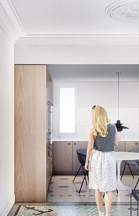 Render-Arquitectura-Cocina